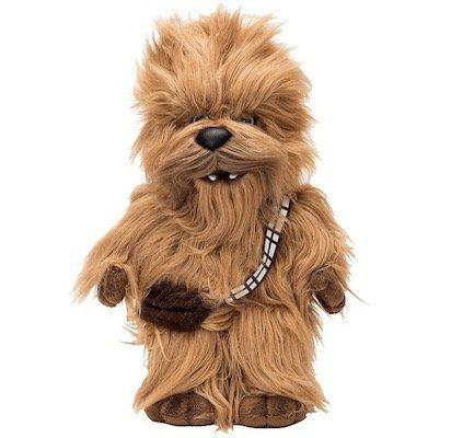 Chewbacca mit Bewegung und Sound 45 cm ab 10€ (statt 23€)