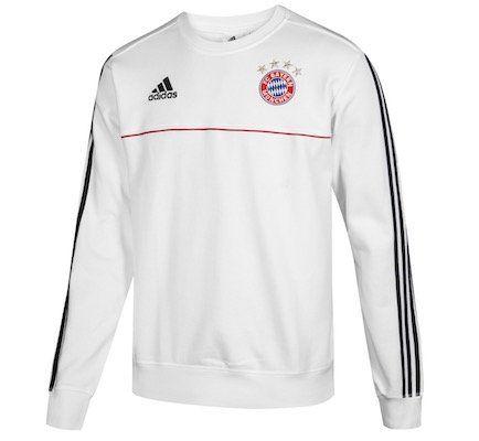 adidas FC Bayern München Sweat Top Herren Sweatshirt für 23,94€ (statt 32€)
