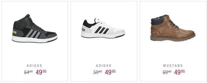 Reno mit 30% Rabatt auf das reduzierte Sortiment   günstige Sneaker & Co.