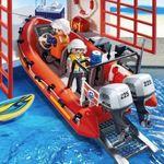 Playmobil City Action – Küstenwachstation mit Leuchtturm (5539) für 39,99€ (statt 52€)