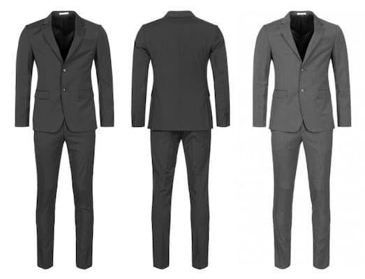 MOSCHINO Herren Luxus Designer Anzug in 3 Farben für je 194,99€ (statt 380€?)