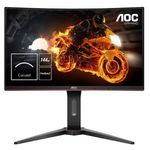 AOC C27G1 – 27 Zoll Full HD curved Gaming Monitor mit 144 Hz + FreeSync für 219€ (statt 279€)