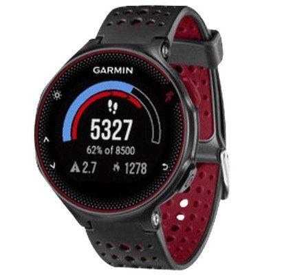 GARMIN Forerunner 235 WHR   GPS Smartwatch ab 149€ (statt 180€)