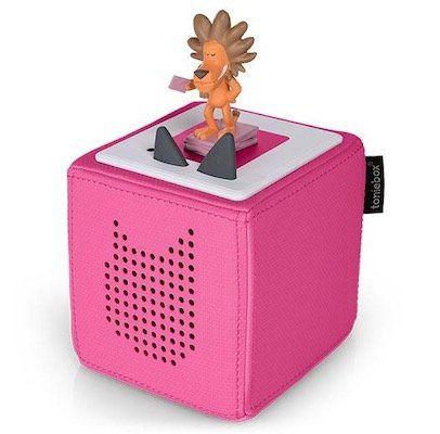 Tonies Toniebox mit Löwe in Pink für 67,16€ (statt 75€)