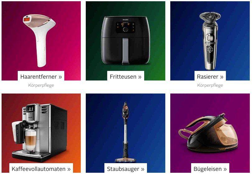 20% Rabatt auf Philips und Senseo bei OTTO   z.B. Philips Kaffeevollautomat 5000 Serie EP5960/10 für 445,15€ (statt 549€)