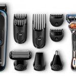 Braun Multigrooming-Set MGK3080 – 9-In-1 Präzisionstrimmer inkl. Gillette ProGlide für 29,99€