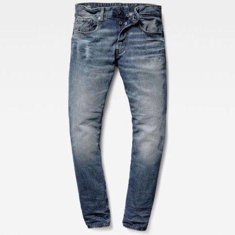 G Star RAW 3301 Tapered Herren Denim Jeans für 58,48€ (statt 67€)