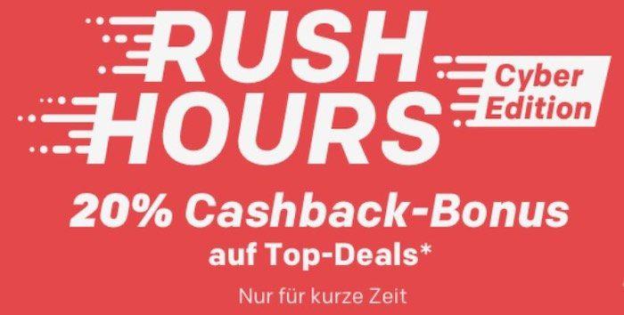 Tipp: Rakuten Rush Hour mit bis zu 23 fache Superpunkte + 10€ Gutschein ab 70€   z.B. DJI Phantom 3 Standard für 439,90€ (statt 481€) + 89,80€ in Superpunkten