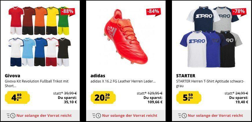 SportSpar Black Freitag Sale mit krassen Preisen   z.B. adidas Originals EQT Support ADV Sneaker für 38,95€(statt 58€)