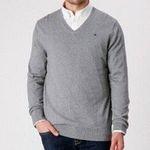 Gaastra Sale mit bis zu 65% bei vente-privee – z.B. Pullover mit V-Ausschnitt in Grau für 39,99€ (statt 80€)