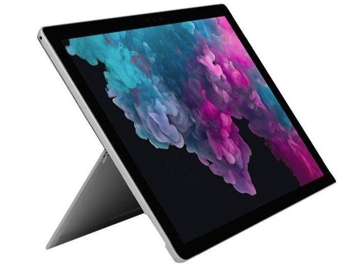Microsoft Surface Pro 6   12,3 Zoll Convertible mit i5 + 256 GB SSD für 989€ (statt 1.074€)