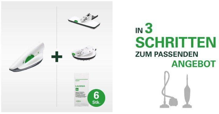 Vorwerk Set Angebote mit bis zu 262€ Ersparnis   z.B. VK200 + VR300 + EB400 + 6 Duftchips für 1.429€ (statt 1.691€)