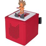 Tonies Toniebox mit Löwe in Rot für 64,90€ (statt 75€)