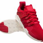 adidas Originals Equipment Support ADV Sneaker in Rot ab 50,98€ (statt 80€) – nur 44 bis 49