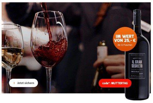 Weinvorteil: 1,5 Liter Magnumflasche Il Gran Segreto beim Kauf von 12 Flaschen Wein geschenkt