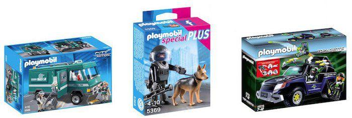 Playmobil Spielzeug Sale bei Veepee   z.B. Playmobil Geldtransporter (5566) ab 32,99€ (statt 47€)