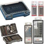 BOSCH 68 teiliges Set: i-boxx + Bitset + Bohrer-Set + Impact SDS Plus für 39,99€ (statt 45€)