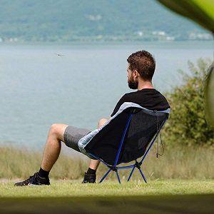 Sxinga ultraleichter Camping Klappstuhl für 24,99€ (statt 33€)
