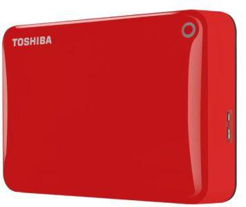 TOSHIBA Canvio Connect II 2 TB Festplatte 2.5 Zoll extern für 59€ (statt 82€)