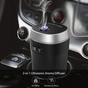 dodocool Lufterfrischer Aroma Diffuser für das Auto für 13,99€ (statt 20€)