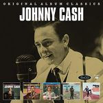 Johnny Cash – Original Album Classics (CD) für 7€ (statt 10€)