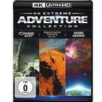 Extreme Adventure Collection (Tornado Alley, Grand Canyon Adventure, Hidden Universe) als 4K Blu-ray für 4,99€ (statt 11€)