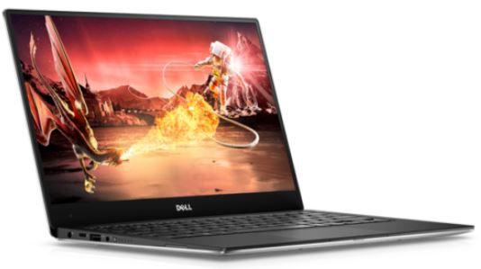 DELL XPS 13 9360R   13,3 Zoll Full HD Notebook mit i5 8250U, 8GB RAM, 256GB SSD für 999€ (statt 1.200€)