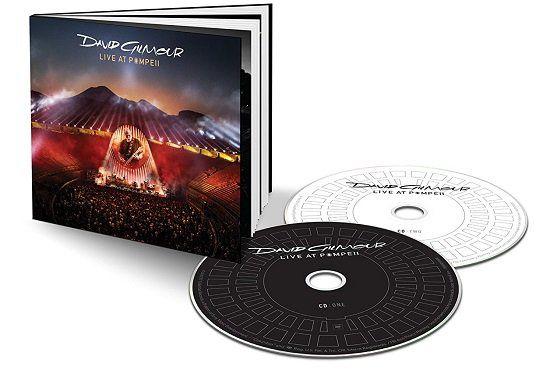 David Gilmour   Live At Pompeii (CD) für 7,99€ (statt 15€)