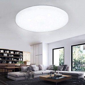 GreenClick LED Deckenlampe mit 10W und 750 Lumen für 18,99€ (statt 28€)