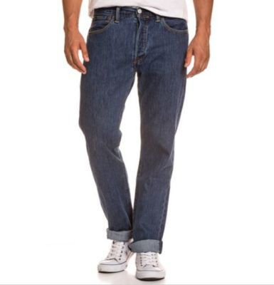 Levis Denim 501 Original Fit Herren Jeans für 59,99€