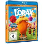 Der Lorax als Blu-ray für 5€ (statt 7€)
