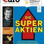"""3 Ausgaben """"Euro"""" für 24€ inkl. 24€ Verrechnungsscheck"""