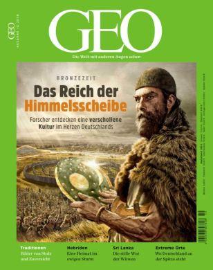 2 Ausgaben GEO Magazin gratis – Kündigung notwendig