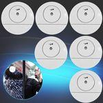 Heitech 6er Set Glasbruchalarm für nur 11,99€ (statt 20€)