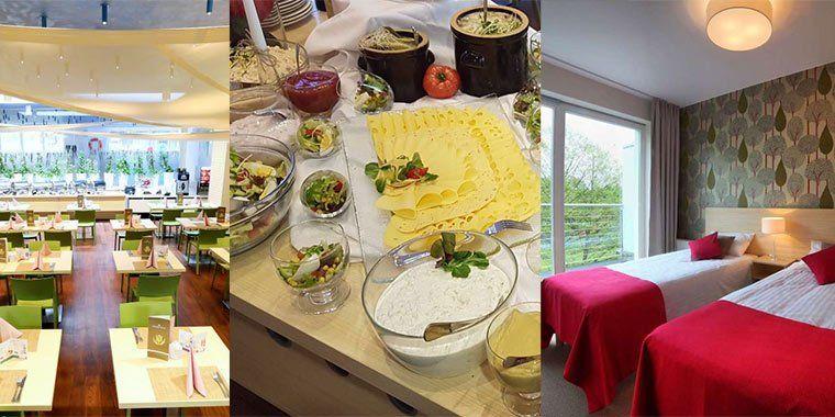 ÜN an der polnischen Ostsee im 4* Hotel inkl. Frühstück, Sauna & mehr ab 24,95€