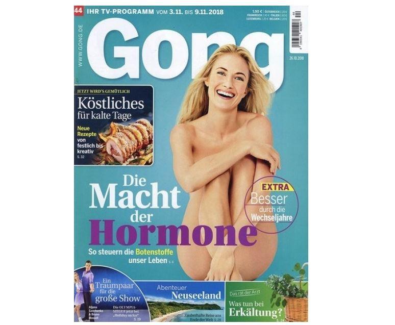 Top! 13 Monate TV Magazin GONG kostenlos statt 106€ + einmalig 4,95€ Versandkosten