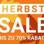 Koffer-direkt Herbst Sale bis 70% Rabatt auch auf Top Marken + 20€ extra Rabatt ab 100€