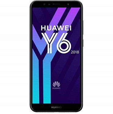 HUAWEI Y6 (2018) Smartphone mit 16GB Speicher & DualSim ab 102,59€ (statt 114€)