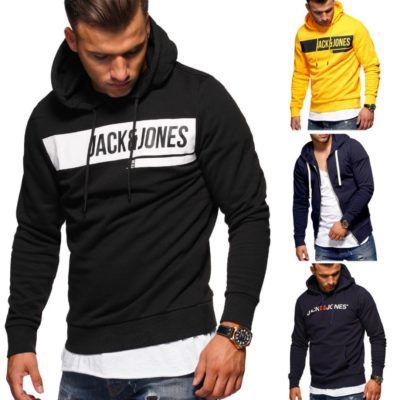 JACK & JONES Herren Hoodies 29 Modelle bis 2XL für je 24,90€