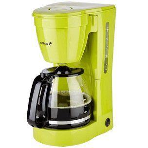 KORONA 10118 Kaffeemaschine in Grün für 22€ (statt 26€)