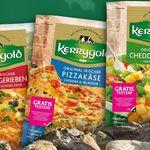 Kerrygold-Reibekäse gratis testen dank Geld zurück Garantie