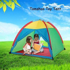 TOMSHOO Kinderzelt mit Tragetasche für 14,39€ (statt 24€)