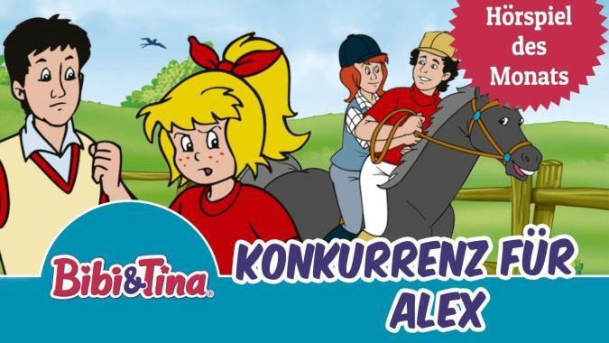 Bibi & Tina – Konkurrenz für Alex (Folge 43, Hörspiel) kostenlos