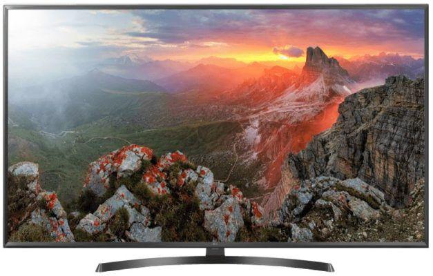 🔥 LG 65UK6470 65 Smart UltraHD Fernseher für 644€ (statt 785€)