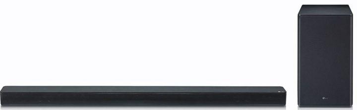 LG SK8 2.1 Dolby Atmos Bluetooth Soundbar + wireless Subwoofer für 222€ (statt 277€)