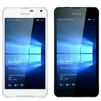 Microsoft Lumia 650 LTE   Windows Phone 10 Smartphone für 39,99€ (statt 100€)