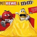 M&Ms gratis testen dank Geld zurück Garantie