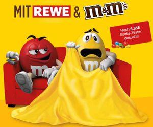 M&Ms gratis