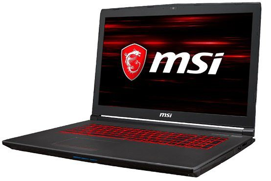 MSI GV72 8RD 012DE Gaming Notebook mit i7, 8GB RAM, 256GB SSD, 1TB HDD, GTX1050 Ti für 1.099€ (statt 1.399€)