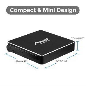 MAD GIGA AP34 Pro lüfterloser Mini PC mit 6GB RAM, 64GB SSD und Intel Celeron für 146,99€ (statt 210€)